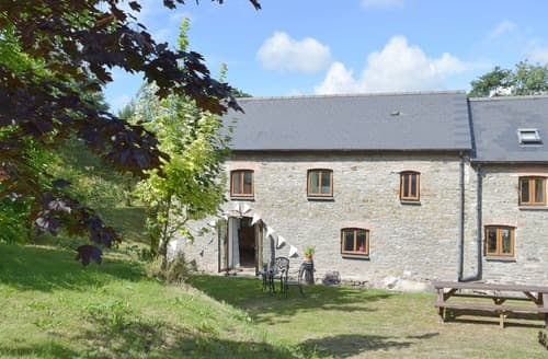 Big Cottages - Stunning Laugharne And Llansteffan Cottage S88728