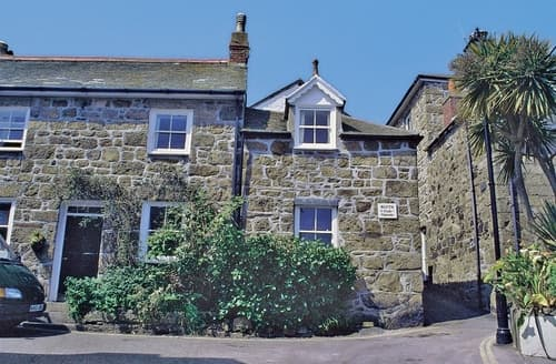 Last Minute Cottages - Luxury Mousehole And Newlyn Cottage S21242
