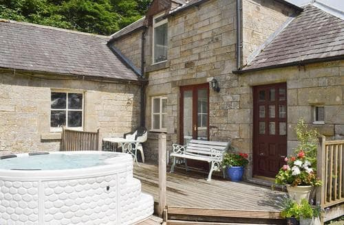 Big Cottages - Gorgeous Kielder Cottage S24450