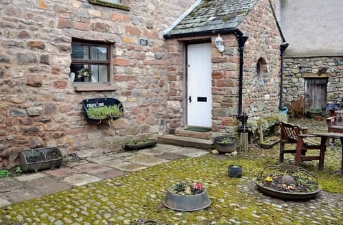 Last Minute Cottages - Cruck End - E3749
