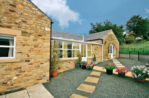 Last Minute Cottages - Luxury Stanhope Cottage S14788