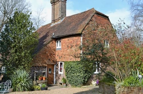 Last Minute Cottages - Attractive Uckfield Cottage S14032