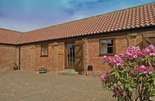 Dog Friendly Cottages - Harvest Cottage E4098
