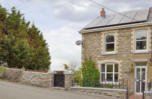 Big Cottages - Lovely Llandeilo Cottage S104489