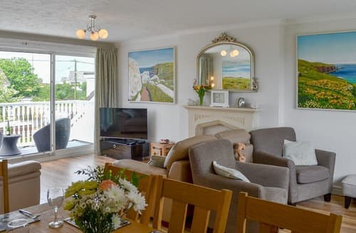 Big Cottages - Beautiful Holyhead And Trearddur Bay Cottage S104490
