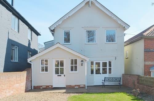 Big Cottages - Delightful Halesworth Cottage S17893