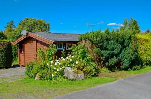 Last Minute Cottages - Excellent Harlech Lodge S121330