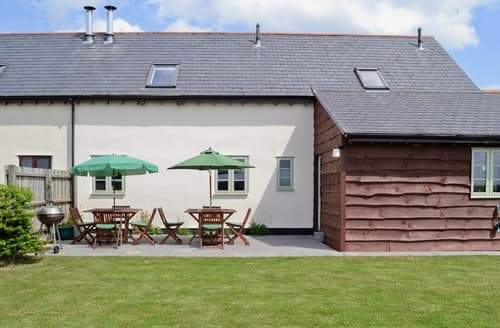 Last Minute Cottages - The Kestral