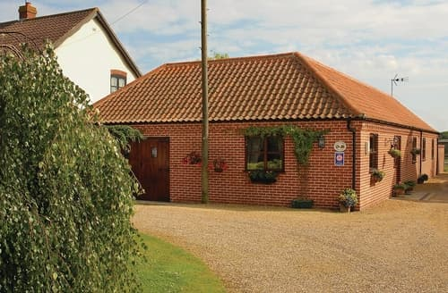 Last Minute Cottages - Barnstable Cottage