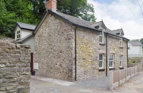 Big Cottages - Captivating Laugharne And Llansteffan Cottage S105278