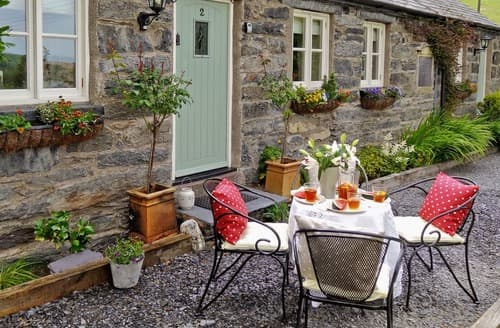 Last Minute Cottages - Superb Betws Y Coed Cottage S113827