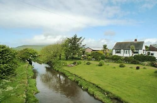 Last Minute Cottages - Beautiful Haverigg And The National Park Coast Cottage S18601
