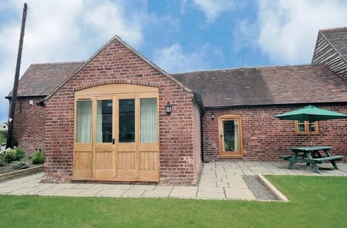Last Minute Cottages - Luxury Shrewsbury Cottage S16849