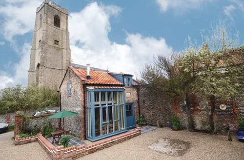 Last Minute Cottages - Delightful Happisburgh Cottage S17256