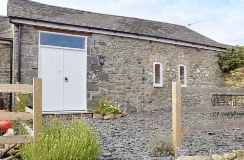 Last Minute Cottages - Captivating St Davids Lodge S73973