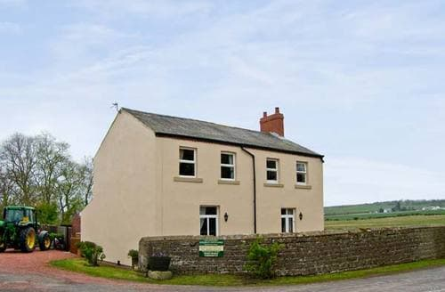 Big Cottages - Quaint Berwick Upon Tweed Cottage S3879
