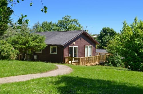 Last Minute Cottages - Luxury Hartland Lodge S19086