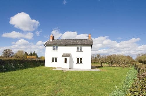 Last Minute Cottages - Wonderful Chard Cottage S20068