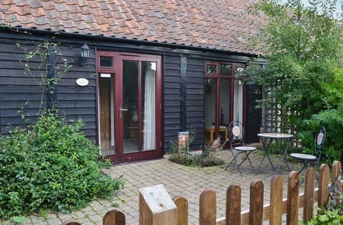 Last Minute Cottages - Thyme - E4485