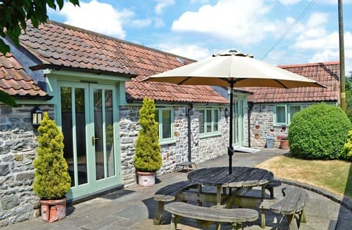 Last Minute Cottages - Captivating Chipping Sodbury Cottage S24595