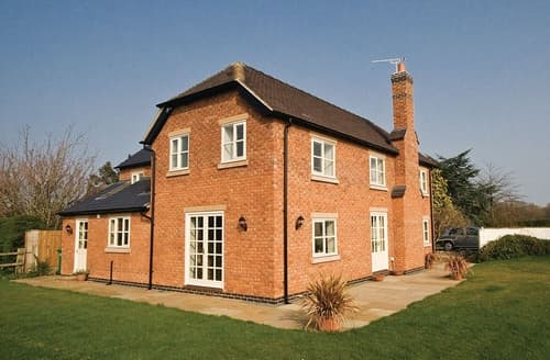 Last Minute Cottages - Wonderful Nantwich Cottage S18169