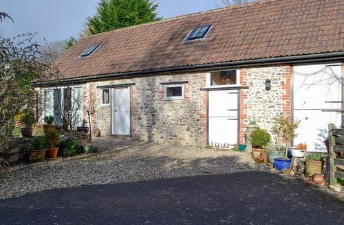 Last Minute Cottages - Quaint Chard Cottage S78194