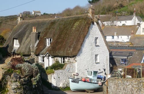 Last Minute Cottages - Old Dolphin Cottage