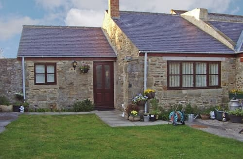 Last Minute Cottages - The Dairy Cottage - E5244