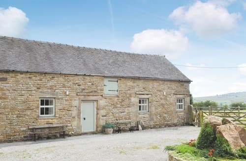 Dog Friendly Cottages - Charming Leek Cottage S16000