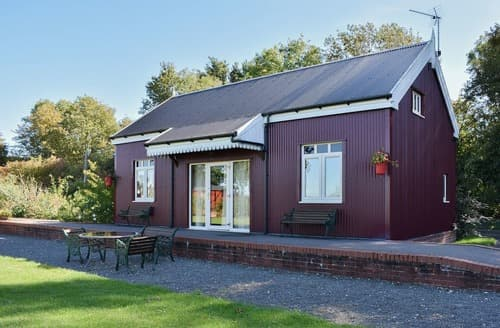 Last Minute Cottages - The Station - E5336