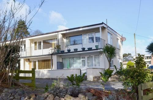 Last Minute Cottages - Exquisite Dawlish Apartment S78575