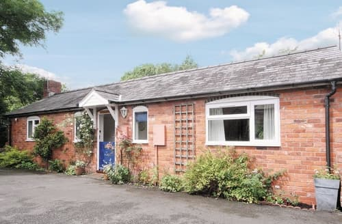 Last Minute Cottages - Superb Ledbury Cottage S16946