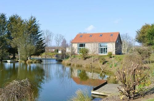 Last Minute Cottages - Kingfisher Lodge