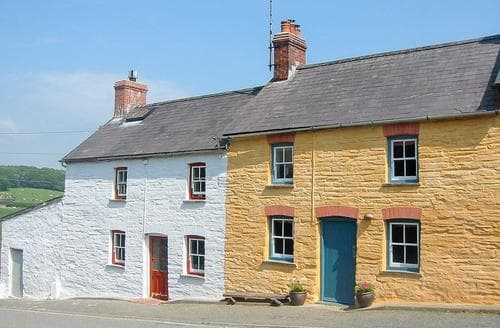 Last Minute Cottages - Adorable Preseli Hills Cottage S94796