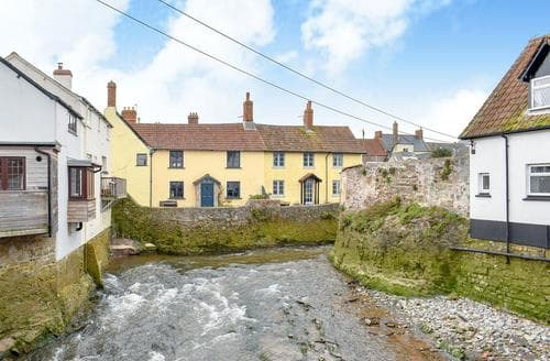 Last Minute Cottages - Wonderful Watchet Cottage S20271