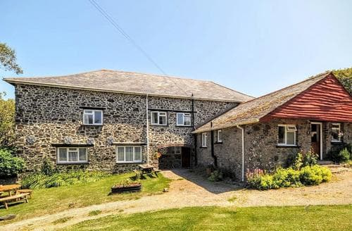Last Minute Cottages - Rye Barn