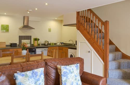 Last Minute Cottages - Wonderful Frome Lodge S20140