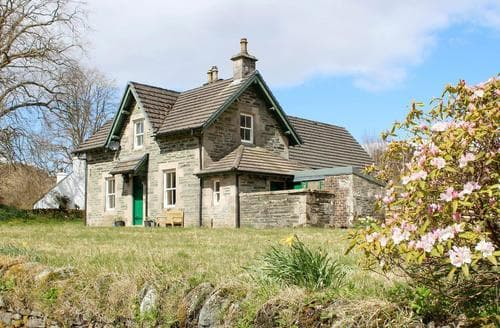 Last Minute Cottages - Excellent Lochgilphead Lodge S80270