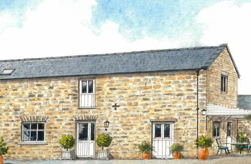 Big Cottages - Wonderful Bettiscombe Cottage S85192