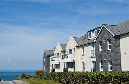 Big Cottages - Attractive Newquay Apartment S82774