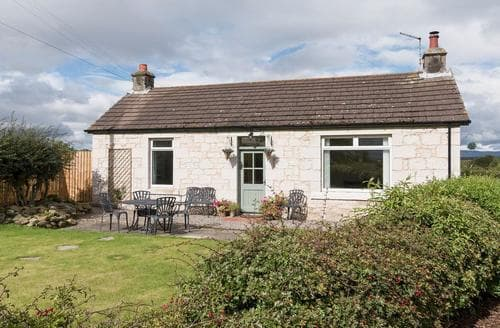 Last Minute Cottages - The Den at Culross