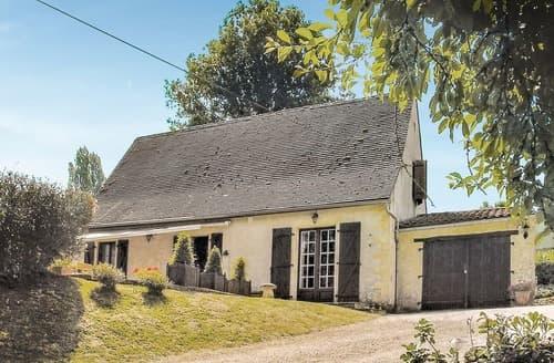 Last Minute Cottages - Excellent Sarlat Cottage S117851
