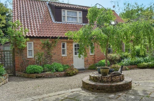 Last Minute Cottages - Splendid Claxton Cottage S50057