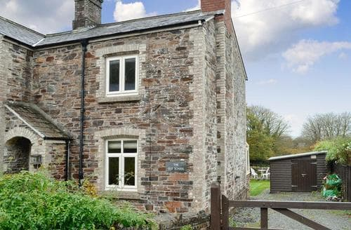 Last Minute Cottages - Tasteful Tavistock Cottage S88431