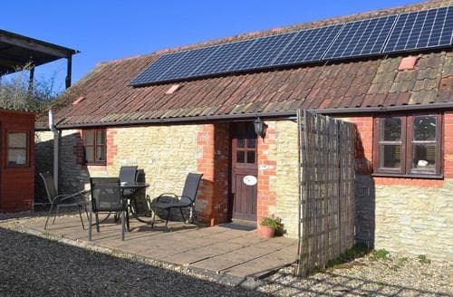 Last Minute Cottages - Splendid Yeovil Cottage S88151