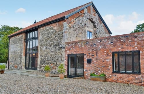 Last Minute Cottages - St Mary's Chapel