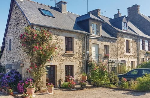 Last Minute Cottages - Le Minihic Sur Rance