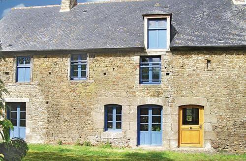Last Minute Cottages - St Pierre De Plesguen
