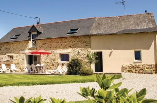 Big Cottages - Superb Fougeres Cottage S117138