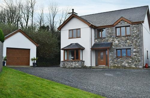 Big Cottages - Beautiful Benllech Cottage S93640